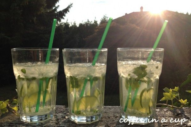 cocktail hour: mint mojito
