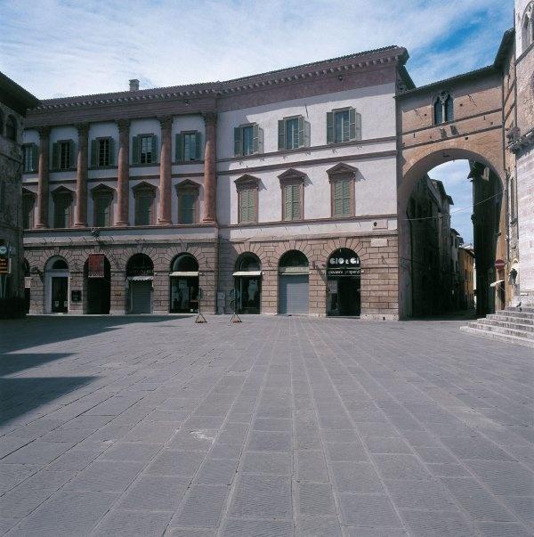 Palazzo Trinci, Fologno (PG), Umbria