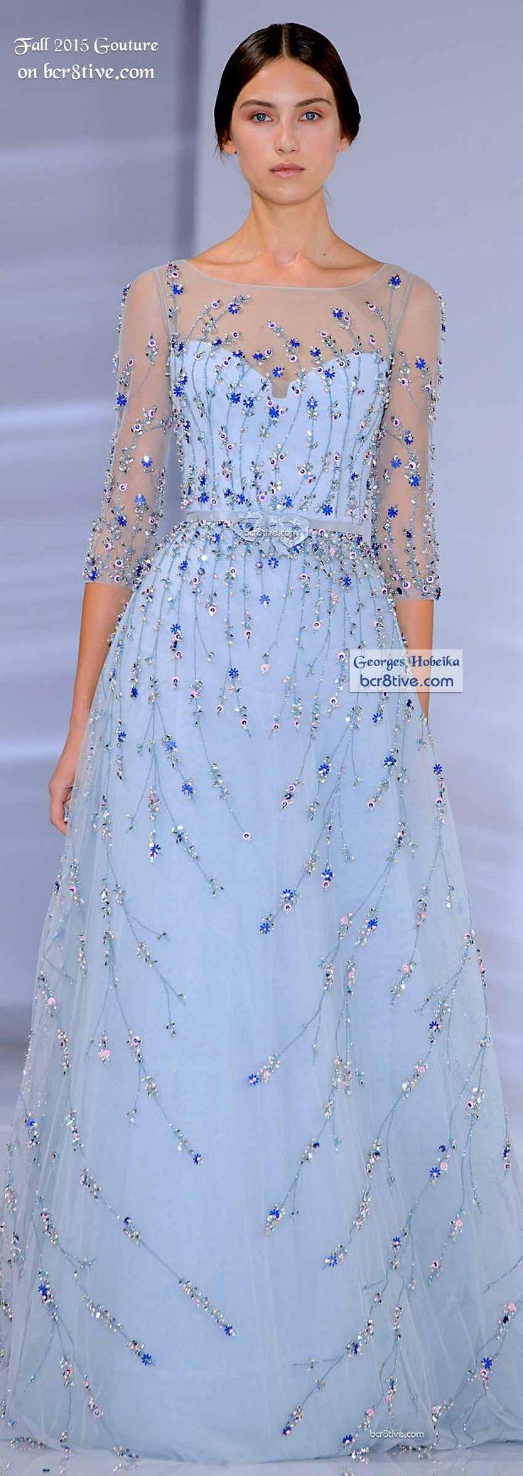Georges Hobeika Couture Fall 2015-16