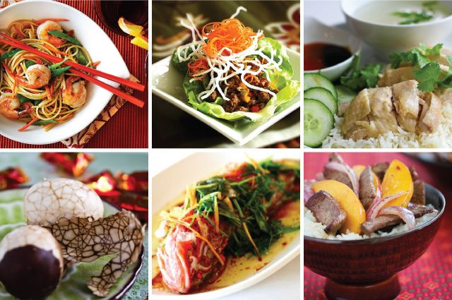 Chinese New Year Recipes...Many Chinese recipes from different blogs.  looks Gooood!