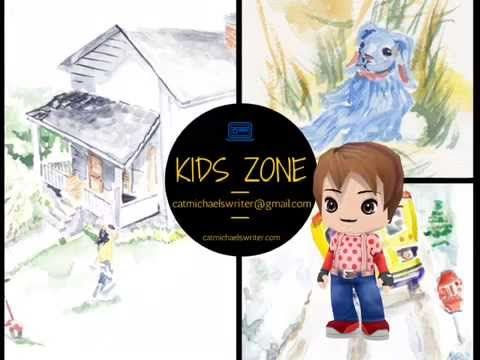 As a KidLit author, I used Poke Buddy, a free app for droid and IOS, to create a welcome for the new Kids' Zone page on my website.  Fun and easy to do! ~ catmichaelswriter com