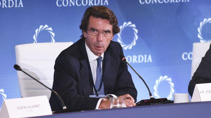 José María Aznar ficha por el prestigioso despacho Latham & Watkins