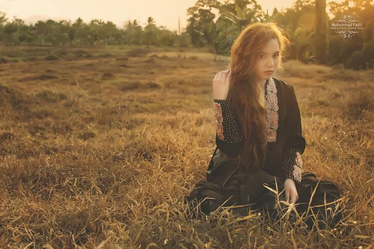 Beauty Photo Model: Nadya MUA: her self Wardrobe: her self Location: Kotamobagu, North Sulawesi, Indonesia.