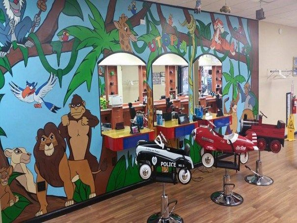 Chop Shop: NYC's Best Hair Salons for Kids