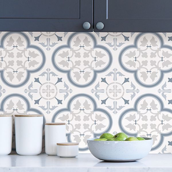 Pin By Sjrebel On Creating Our Dream Home In 2021 Peel N Stick Backsplash Wallpaper Backsplash Kitchen Vinyl Wall Panels