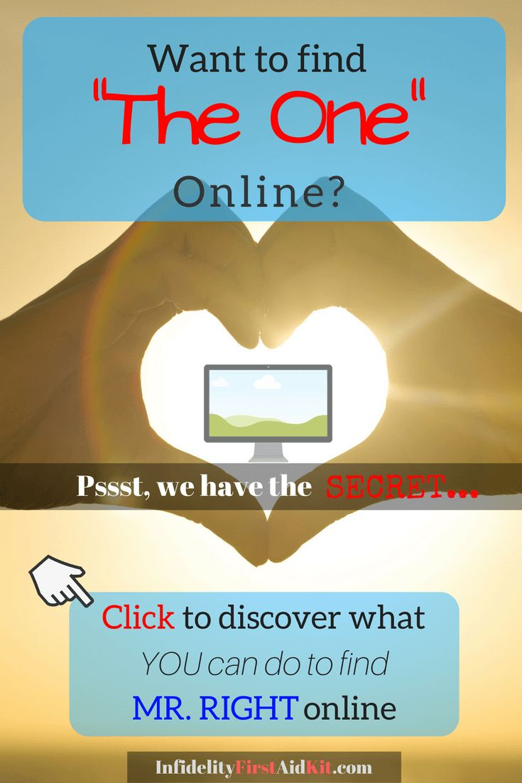 How to find if your spouce has online dating profile