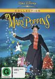 Mary Poppins (1964) ~ DVD