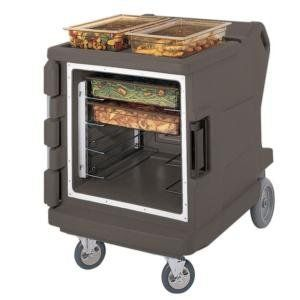 """Cambro CMBH1826LC194 Granite Sand Camtherm Electric Food Holding Cabinet Low Profile - Hot Only by Cambro. $2839.00. Internal Celsius thermometer. Energy Star Certified. 110V; 9.1 Amps; 1100 Watts. NSF Listed. Holds up to 12 2-1/2"""" deep full-size food pans. Cambro CMBH1826LC194 Granite Sand Camtherm Electric Food Holding Cabinet Low Profile - Hot Only"""