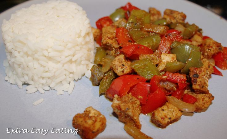Extra Easy Eating: Cajun Pork
