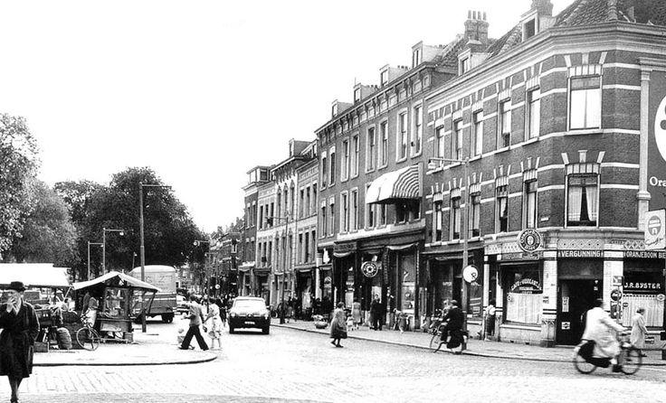 Rotterdam - Noordplein, 1954