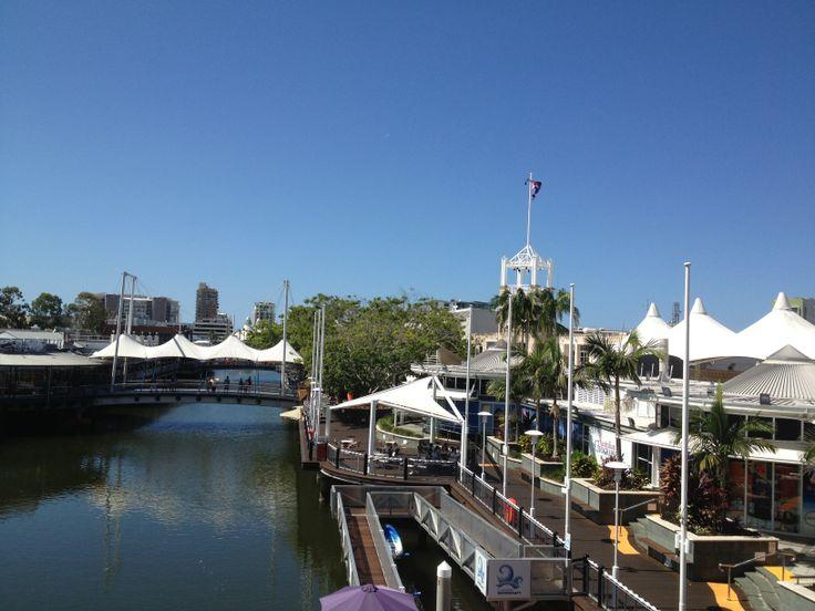 Sunshine Plaza shopping centre, Maroochydore, Sunshine Coast, Australia,