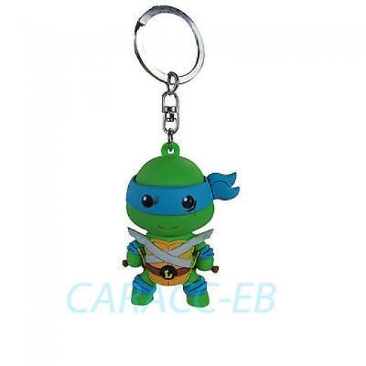 Monogram Nickelodeon Teenage Mutant Ninja Turtles Leonardo 3d Figural Collectors Keyring Multi-color 63160