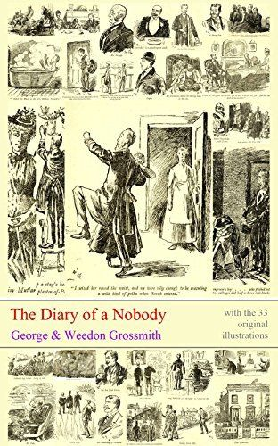 """""""The funniest book in the world,"""" according to Evelyn Waugh, is The Diary of a Nobody (with the original illustrations by Weedon Grossmith) by George Grossmith, http://www.amazon.co.uk/dp/B00UZI98M8/ref=cm_sw_r_pi_dp_2IZdvb06DFP4F"""