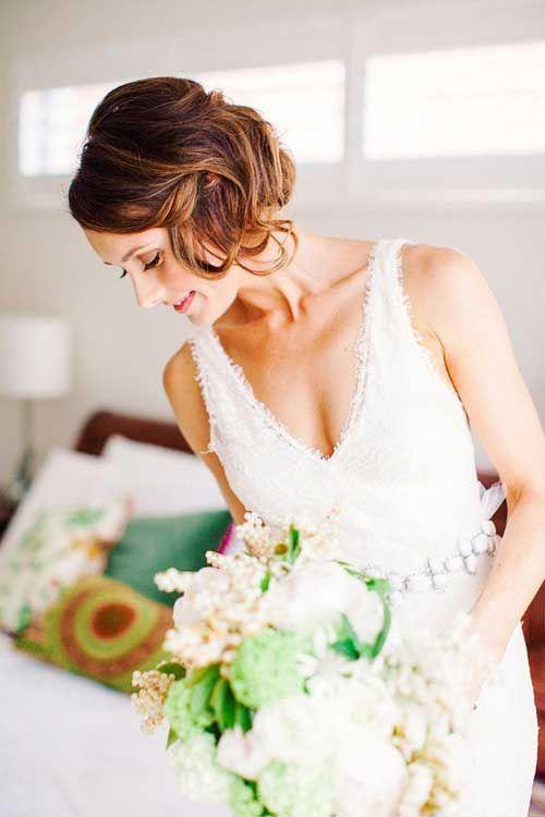 Short Wedding Hairstyles | 2013 Short Haircut for Women
