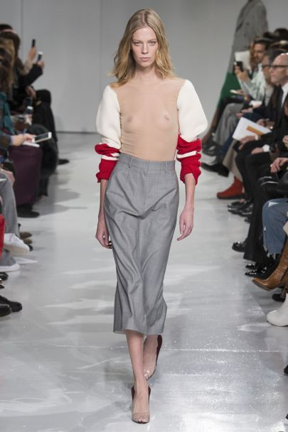 Fashion Trend Of NYFW: High Impact Armwear | British Vogue
