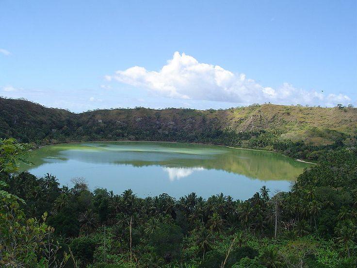 Lac Dziani Dzaha (Mayotte)
