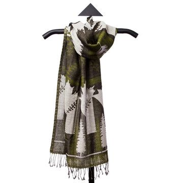 GRC Oblong Scarf now featured on Fab.