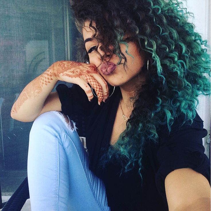 Ombre Hair Coloring Ideas For Natural Hair Curly Hair: 17 Best Ideas About Ombre Curly Hair On Pinterest
