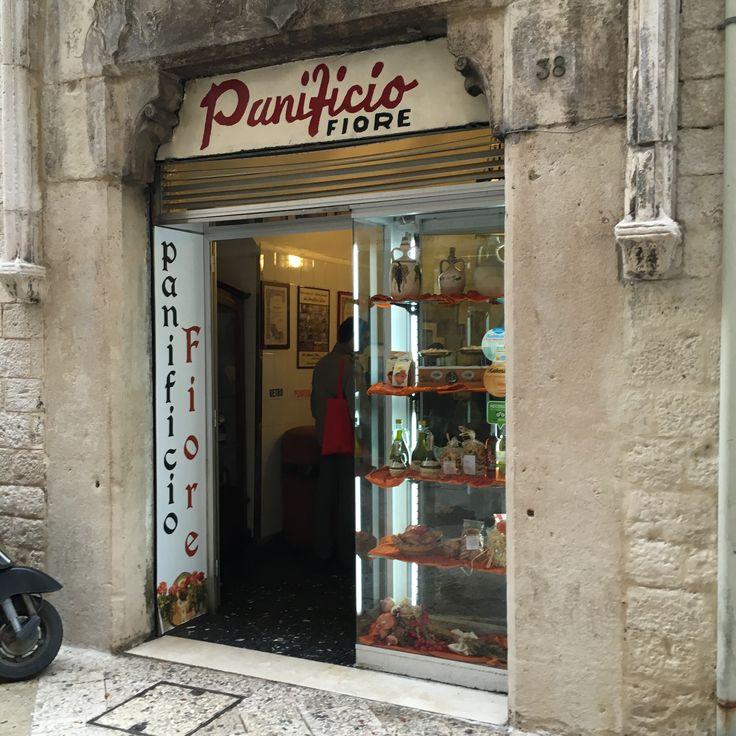 Best focaccia in Bari