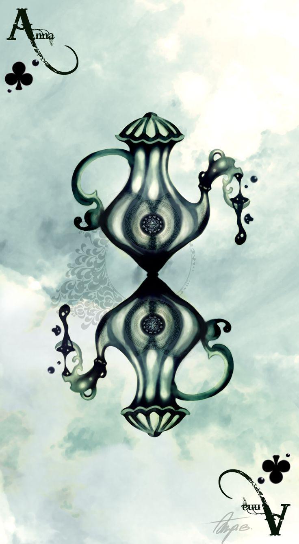 The Tea pot of Alice Madness by ~dark00widow on deviantART