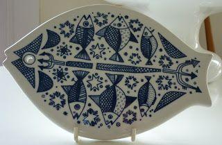 Ruby's Rooms: Norwegian ceramics