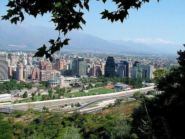 Vista desde Las Condes - Jose Barrera - http://bit.ly/6VskWZ Santiago, Chile