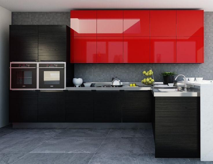 17 mejores ideas sobre cocinas integrales minimalistas en ...