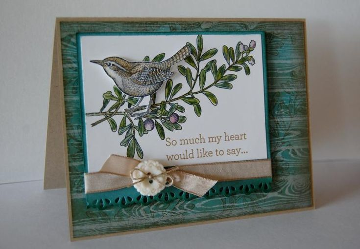 An Open Heart by Diana Gibson - Cards and Paper Crafts at Splitcoaststampers