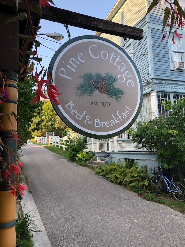 Read Makinac Island Travel Guide If A Famed 131 Year Old Hotel Located On A Little Island In Norther Mackinac Island Island Travel Mackinac Island Michigan