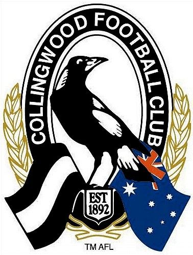 Collingwood Magpies Joined: 1897 Premierships: 15 (1902, 1903, 1910, 1917, 1919, 1927, 1928, 1929, 1930, 1935, 1936, 1953, 1958, 1990, 2010)