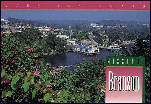 12th show Branson MO Beautiful places, Places to see