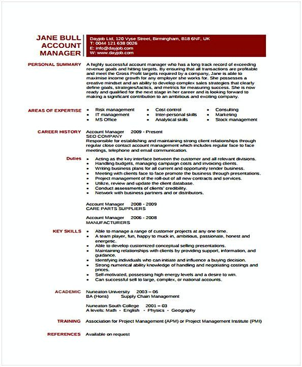 Best 25+ Office manager resume ideas on Pinterest Office manager - commercial lines account manager sample resume