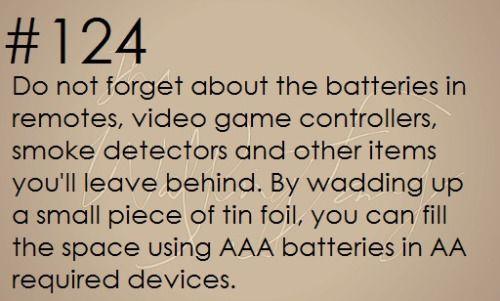 Zombie Apocalypse Survival Tip #124