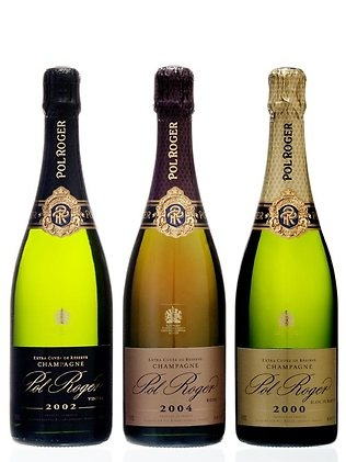Well I could drink some! Pol Roger wines    #champagne