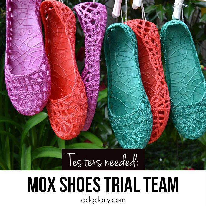 Testers needed: Mox shoes | test me feature beauty 2 picture