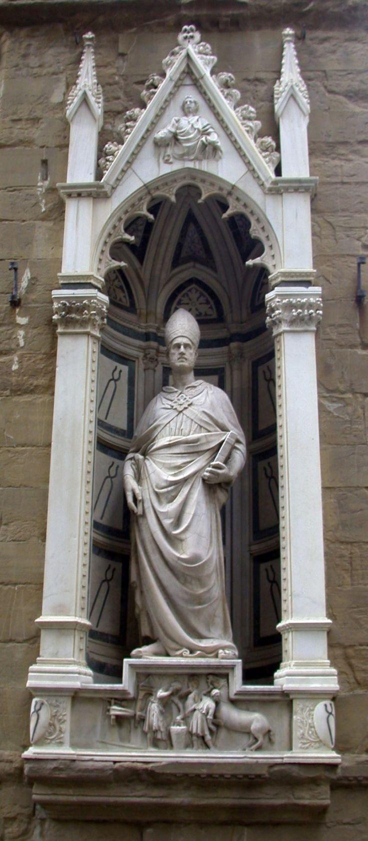 Церковь Орсанмикеле в Флоренции