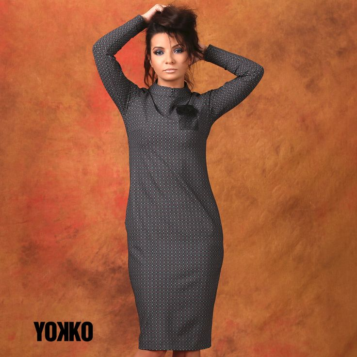 A new dress to remember!🌟 #fall17 #yokko #dress #madeinromania
