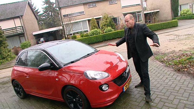 Rij impressie (roadtest) Opel Adam 2014 / 2015