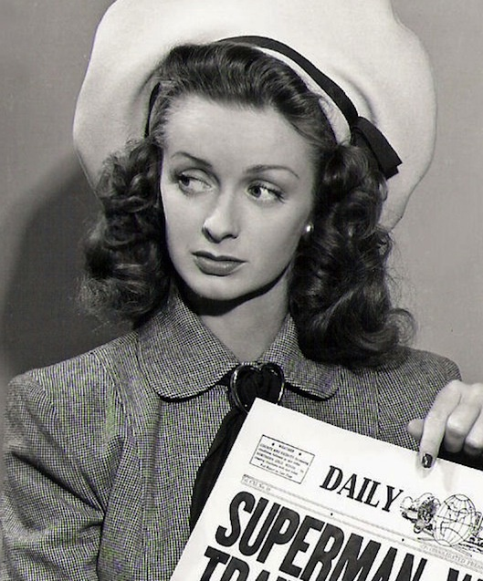 Noel Neill Noel Neill Born November 25 1920 age 92 Played Lois