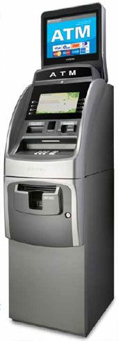 Nautilus Hyosung 2700 CE Series  The 2700 CE is the most advanced, next generation ATM for the retail market.