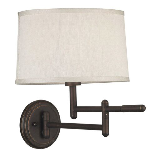 Found it at Wayfair - Grant Swing Arm Wall Lamp