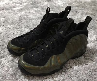 "EffortlesslyFly.com - Kicks x Clothes x Photos x FLY SH*T!: Nike Air Foamposite One ""Legion Green"""