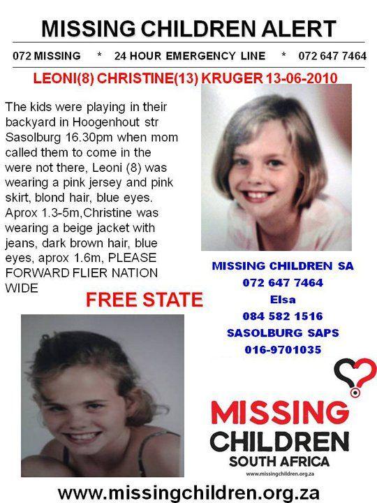 recent missing children - 540×720