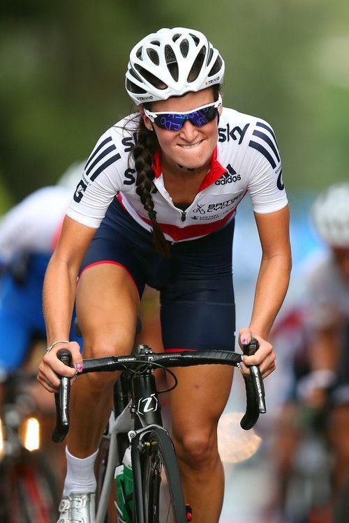 Lizzie Armitstead, UK Pro Cyclist.