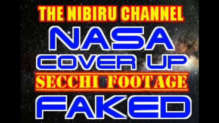 PLANET X 🔴 NIBIRU 🌎 NASA COVER UP...SECCHI FOOTAGE FAKED