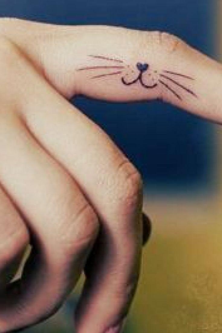 15 jolis tatouages de chat repérés sur Pinterest pour inspiration                                                                                                                                                                                 Plus