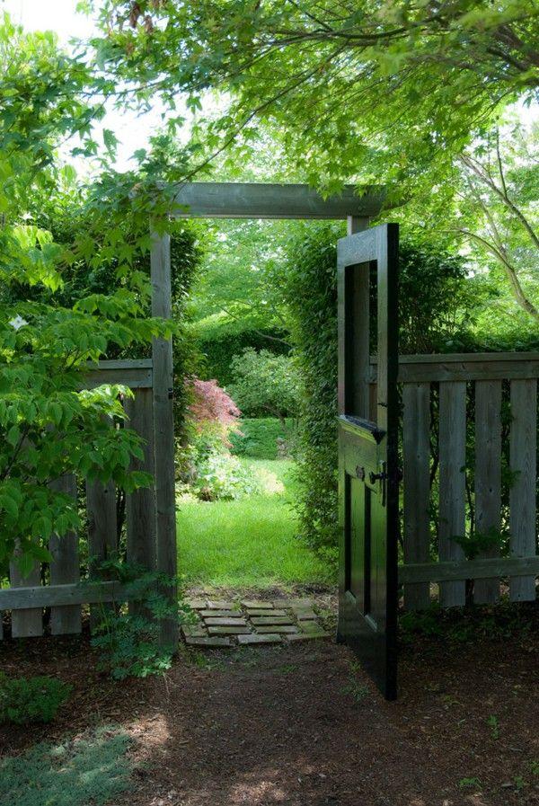 Garden Fences From Wood – Old Of Europallets Reuse – Fresh Design ...