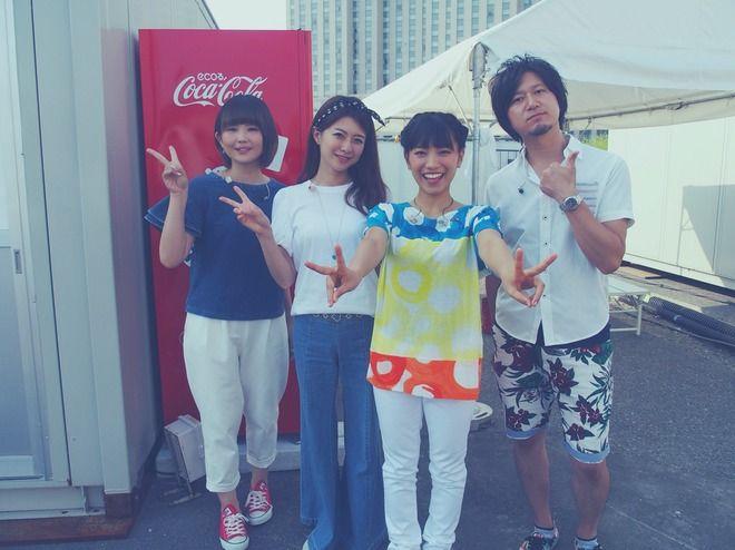 miwa 公式ブログ - めざましライブ楽しかったー! - Powered by LINE