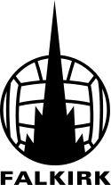 1876, Falkirk F.C. (Scotland) #FalkirkFC #Scotland (L17639)