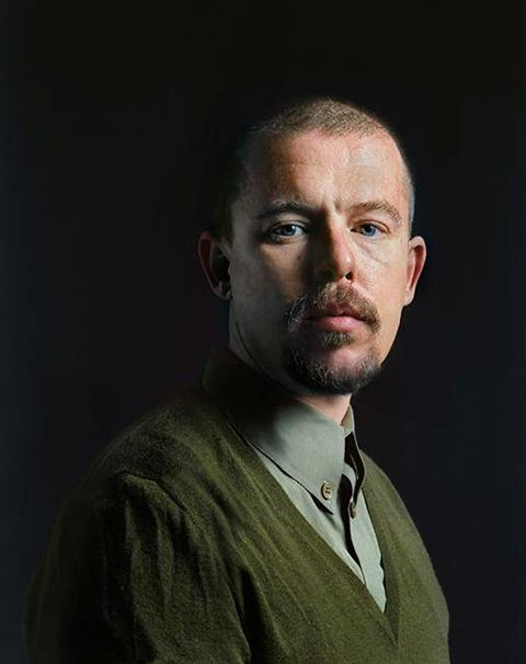 Photographer Hendrik Kerstens was commissioned by the New York Times Magazine to photograph the late designer, Alexander McQueen to resemble Rembrandt's Self-Portrait in the year, 1629. (( The Art of Hendrik Kerstens http://www.statementadf.com/art-hendrik-kerstens/ )